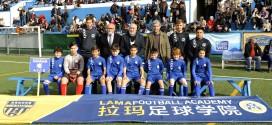 L'Aleví B va tancar la temporada amb derrota