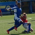 Cadete_A_FEG empata a Santa Coloma contra el SANTGABRIEL foto de chemacarva