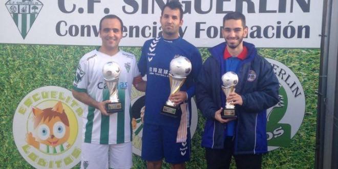 Primer Torneig benèfic a Santa Coloma, Campions 2016