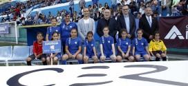 Victòria de l'Aleví-Benjamí a les campiones de lliga
