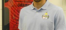"""Guillem Ramón: """"Estic desitjant que la temporada acabi amb un nou ascens"""""""