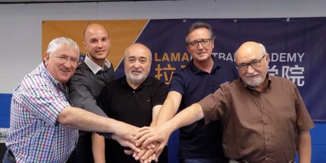 J.A.García Escribano presentat com a nou entrenador del Primer Equip