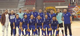 Derrota del Futsal Grama a casa
