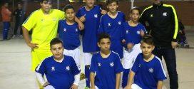 Resums dels equips Infantils de Futsal (12 de gener)