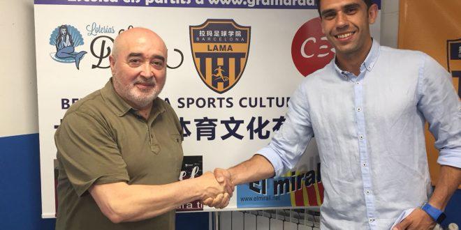 Toni Díaz nou entrenador del primer equip