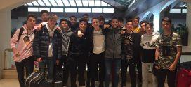 Bona experiència del nostre Cadet C al Vila-real Yellow Cup