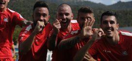 Contundent victòria de la Grama a la Jonquera, 1-3
