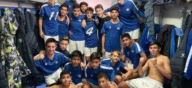 Cròniques dels Infantils amb la reflexió del fútbol sense violència.